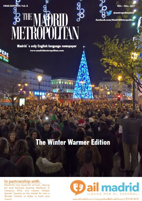 Madrid Metropolitan November December 2017