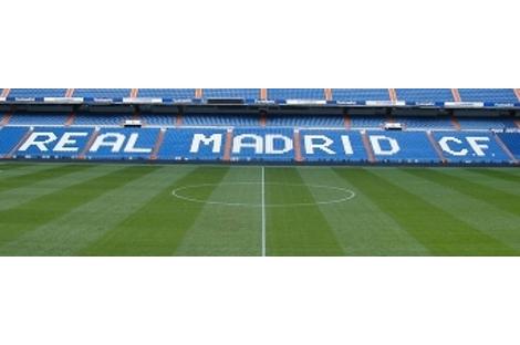 The Santiago Bernabeu Stadium