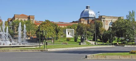 The National Museum of Natural Sciences Building. Source: mncn.csic.es