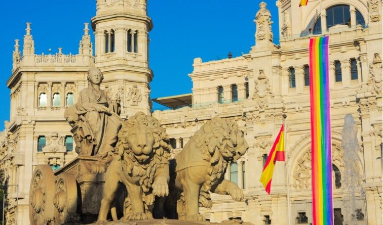 Proud Madrid