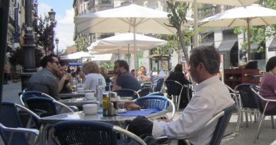 Business Lunch Madrid