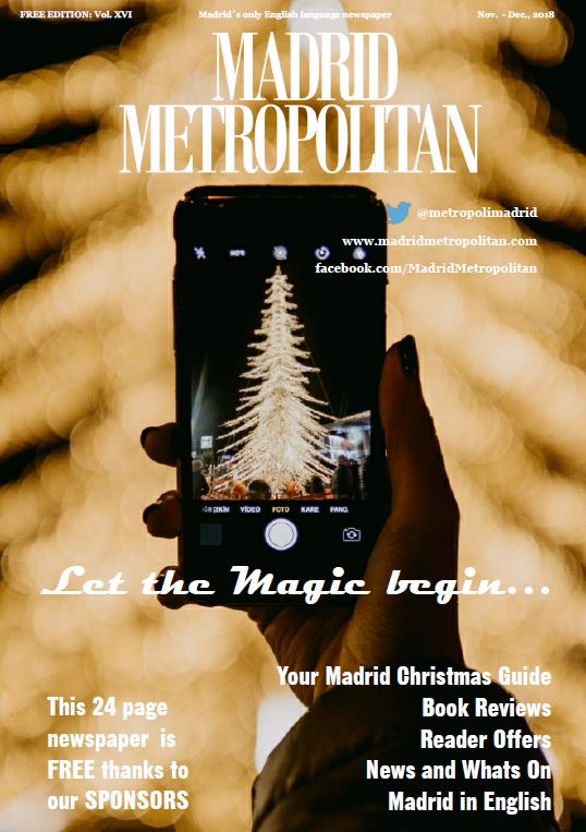 The Madrid Metropolitan: November / December 2018