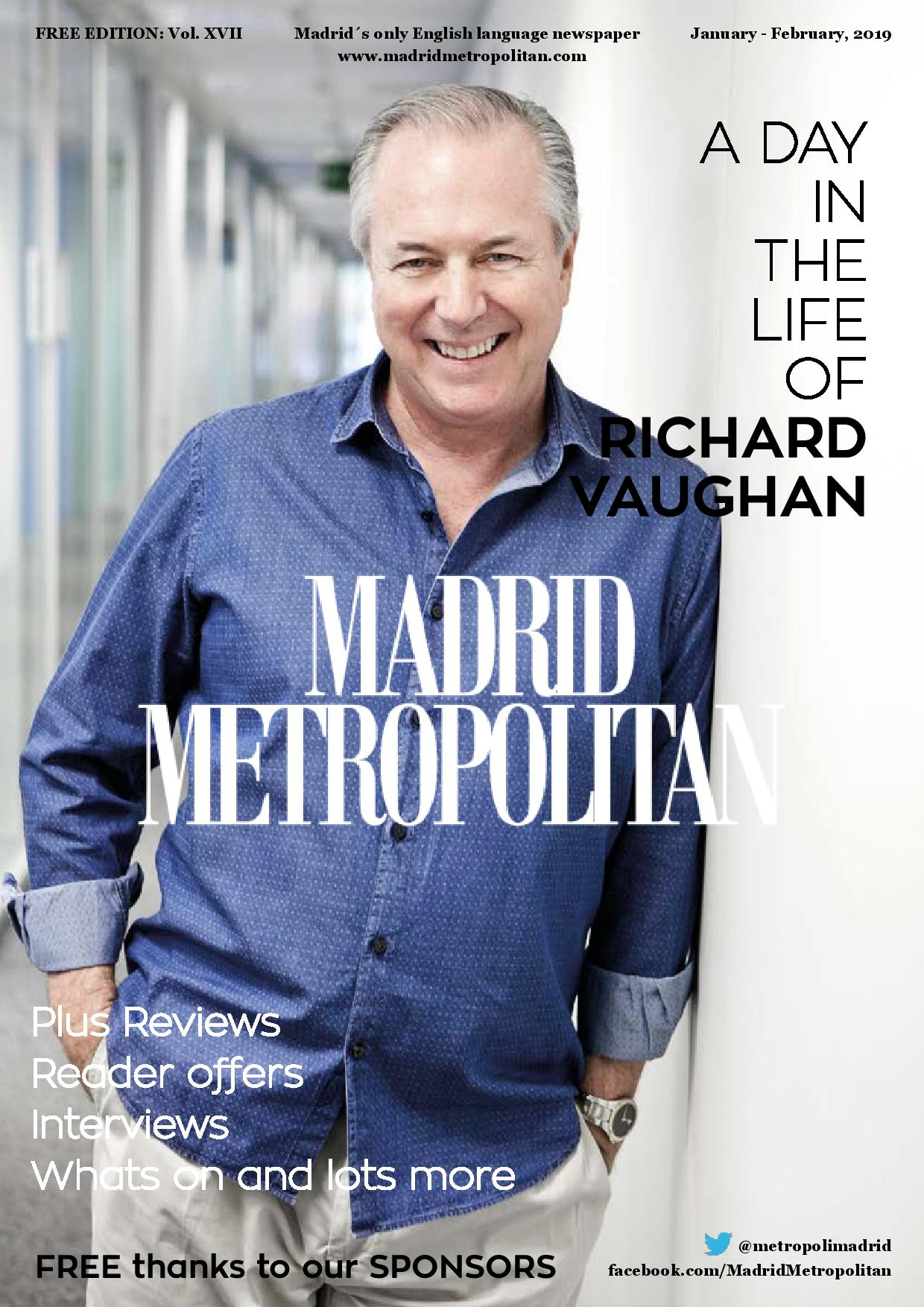 MADRID METROPOLITAN PDF DOWNLOAD NEWS EDITIONS | Madrid