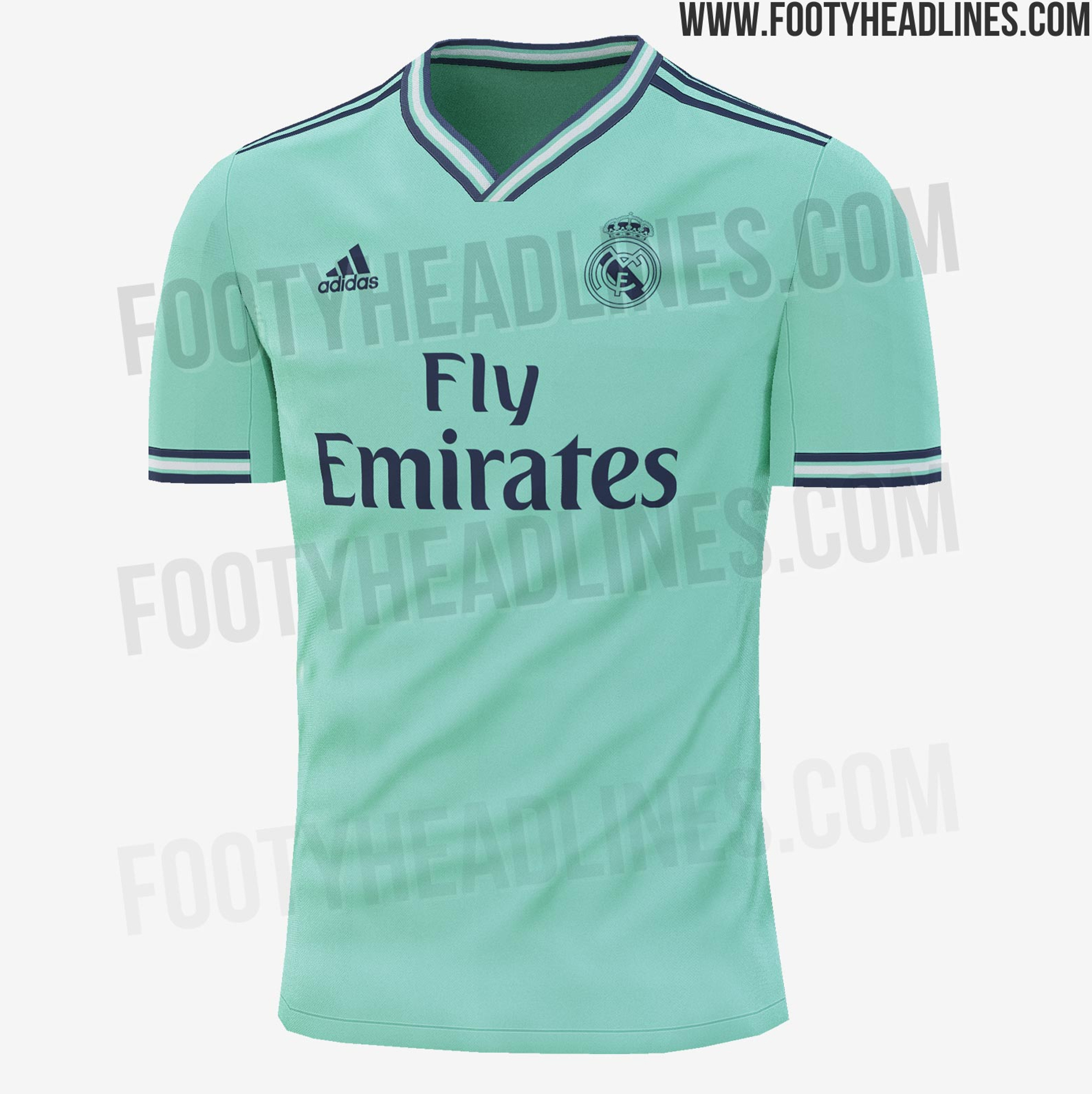 quality design 73d12 de460 Is This The New Real Madrid Playing Shirt? | Madrid Metropolitan