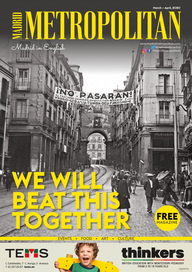 MADRID MARCH APRIL EDITION