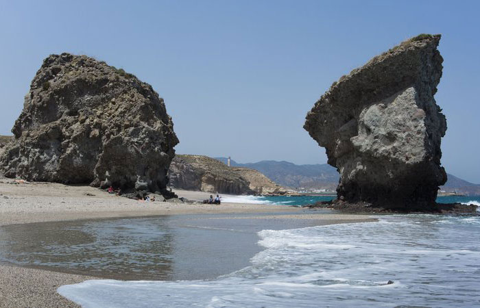 Beach House Rental Agua Amarga