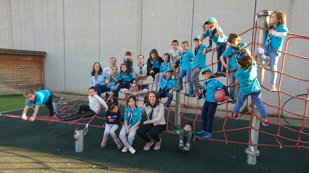 scouts madrid